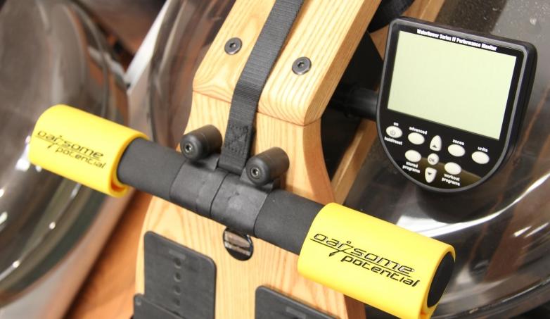rowing machine handle grips